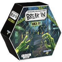Break In: Area 51 (Board Game)