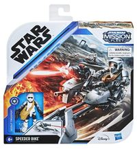 Star Wars - Mission Fleet Scout Speeder - Cover