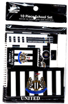 Newcastle United - Stationery Set (10 Pieces)