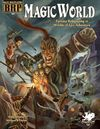 Magic World (2nd Edition) (Role Playing Game)