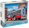 Mchezo - Old Soda Delivery Truck Puzzle (1000 Pieces)