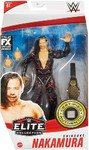 Mattel - WWE Elite Figure - Shinuske Nakamu (Figure)