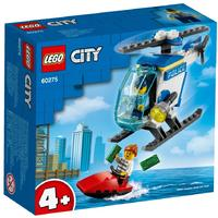 LEGO® City - Police Helicopter (51 Pieces)
