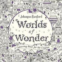 Worlds of Wonder - Johanna Basford (Trade Paperback)