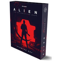 Alien: The Roleplaying Game - Starter Set (Role Playing Game)