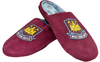 West Ham United - Defender Slippers (Size: 3-4)