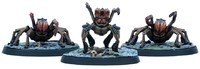 The Elder Scrolls: Call to Arms - Frostbite Spiders (Miniatures)