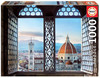 Educa - Views of Florence Puzzle (1000 Pieces)