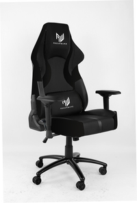 Rogueware - Rally Series Gaming Chair - Black - Cover
