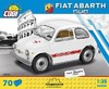 Cobi - Youngtimer Collection - 1965 Fiat Abarth 595 (70 Pieces)