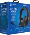 PDP Gaming - LVL50 Wired Stereo Gaming Headset (PS4/PS5)