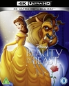 Disney - Beauty and the Beast (4K Ultra HD + Blu-ray)