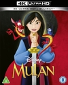 Disney - Mulan (4K Ultra HD + Blu-ray)