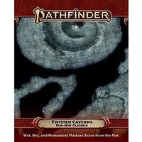 Pathfinder [Second Edition] - Flip-Mat - Twisted Cavern (Role Playing Game)