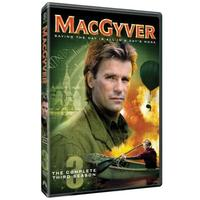 Macgyver: The Complete Third Season (Region 1 DVD)