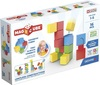 Geomag - Magicube Full Color Recycled Try me (16 Pieces)