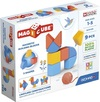 Geomag - Magicube Shapes 100% Recycled Plastics Animals (9 Pieces)