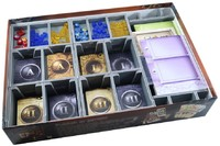 Folded Space - Board Game Box Insert - Through The Ages: A New Story of Civilization