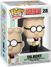 Funko Pop! Comics - Dilbert - Dilbert Pop Vinyl Figure
