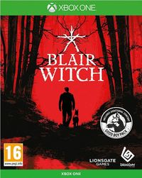 Blair Witch (Xbox One) - Cover