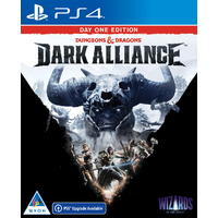 Dungeons & Dragons: Dark Alliance - Day One Edition (PS4/PS5 Upgrade Available)