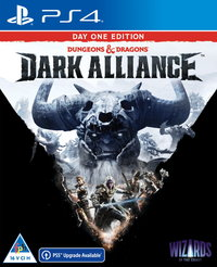 Dungeons & Dragons: Dark Alliance - Day One Edition (PS4/PS5 Upgrade Available) - Cover