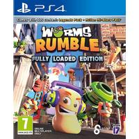 Worms Rumble - Fully Loaded Edition (PS4)