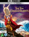 The Ten Commandments (4K Ultra HD + Blu-ray)