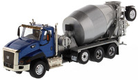 1/50 CT660 Day Cab Tractor With Metal Cement Mixer