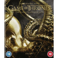 Game of Thrones - Season 6 (4K Ultra HD + Blu-ray)