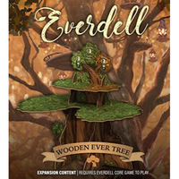 Everdell - Wooden Ever Tree (Accessory)