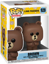 Funko Pop! Animation - Line Friends - Brown