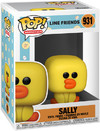 Funko Pop! Animation - Line Friends - Sally