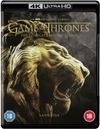 Game of Thrones: The Complete Second Season (4K Ultra HD + Blu-ray)