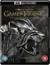 Game of Thrones: The Complete Fourth Season (4K Ultra HD + Blu-ray)