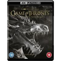 Game of Thrones: The Complete Fifth Season (4K Ultra HD + Blu-ray)