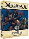 Malifaux: 3rd Edition - Arcanist: Heavy Metal (Miniatures)
