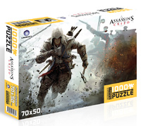 Assassin's Creed - Connor Orizzontale Puzzle (1000 Pieces)