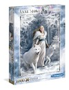 Clementoni - Anne Stokes Winter Guardians Puzzle (1000 Pieces)