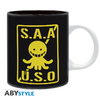 Assassination Classroom - S.A.A.U.S.O. Subli Mug (320ml)