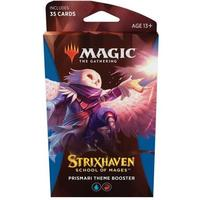 Magic: The Gathering - Strixhaven: School of Mages Theme Booster - Prismari (Trading Card Game)