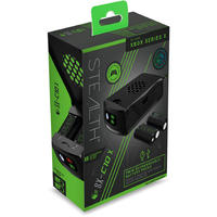 Stealth - SX-C10X Twin Rechargeable Battery Packs (Xbox Series X|S)