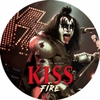 Kiss - Fire/Broadcast Archives (Picture Disc) (Vinyl)