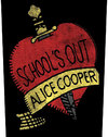 Alice Cooper - School's Out Back Patch