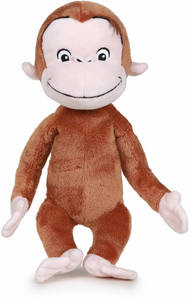 Curious George: Plush  25cm