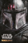 Star Wars - The Mandalorian Helmet Maxi Poster