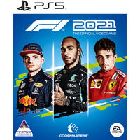 F1 2021 - The Official Videogame (PS5)