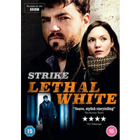 Strike - Lethal White the Complete Mini Series (DVD)
