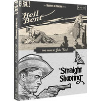Straight Shooting / Hell Bent Limited Edition (With Slipcase + Booklet) (Blu-ray)