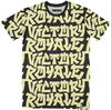 Fortnite - Victory Royale AOP - Childrens T-Shirts - Black (11-12 Years)